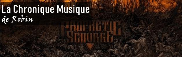 PROPHETIC SCOURGE – Calvary (2019)