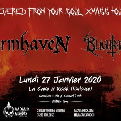 STORMHAVEN + BLIGHTMASS @ La Cave A Rock