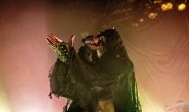 MAYHEM + GAAHLS WYRD + GOST @ Metronum le 8/11/19