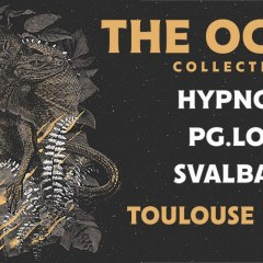 THE OCEAN + HYPNO5E + PG LOST + SVALBARD @u Metronum