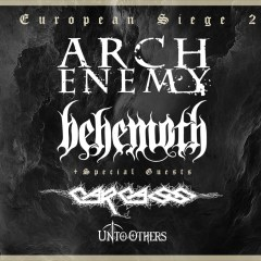 ARCH ENEMY + BEHEMOTH + CARCASS + UNTO OTHERS @u Bikini