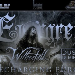 EVERGREY + WITHERFALL + DUST IN MIND @ L'Usine A Musique