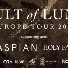 CULT OF LUNA + CASPIAN + HOLY FAWN @u Metronum