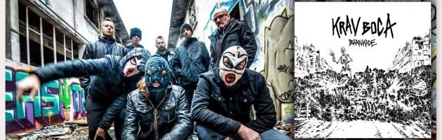 NEWS // «Barrikade» de Krav Boca (Punk/Rap) en téléchargement gratuit !