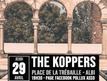 ACTU // Pollux Live Session #3 avec The Koppers