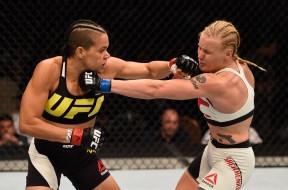 UFC 196: Nunes v Shevchenko