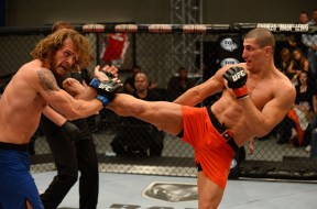 The Ultimate Fighter 19: Taleb v King