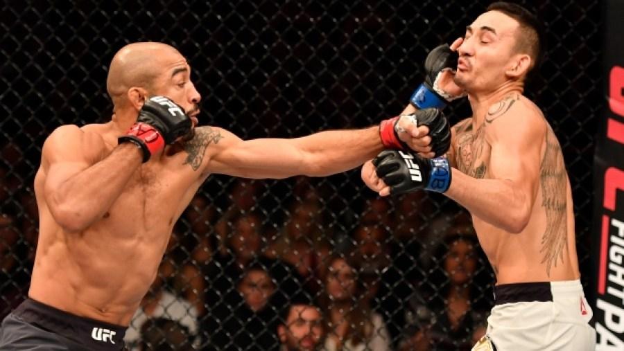 UFC 218 Aldo