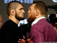 MMA: UFC 229 – Press Conference