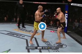 Jose Aldo vs Marlon Moraes – UFC 245