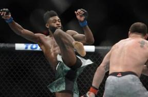 MMA: UFC Fight Night-Phoenix- Rivera vs Sterling
