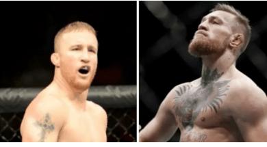 Justin-Gaethje-vs-Conor-McGregor-split-screen