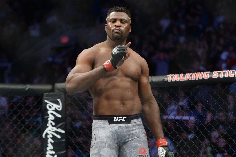 Un show UFC bientôt en France ?