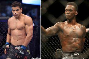 Adesanya-Paulo Costa-UFC