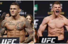 Dustin-Poirier-Dan-Hooker-UFC