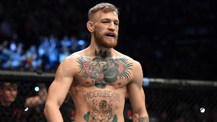 Conor McGregor a tweeté un super message pour l'UFC