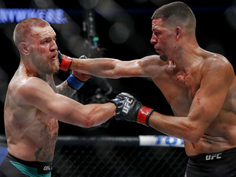 Mcgregor vs Diaz 3