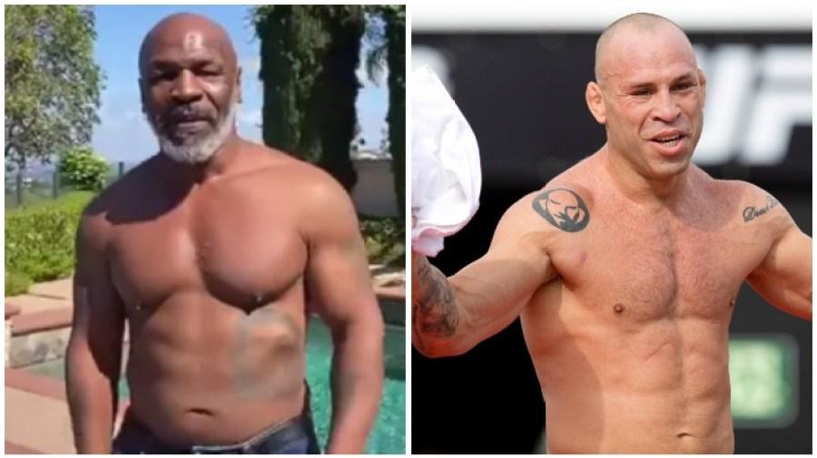 Tyson vs Silva ne serait que des rumeurs