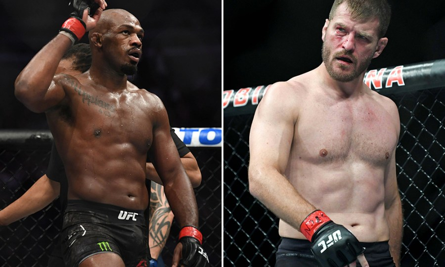 Stipe Miocic pense qu'il battrait Jon Jones