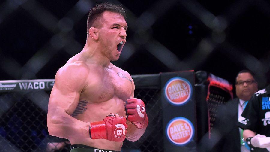 Michael Chandler remplace Tony Ferguson à l'UFC 254