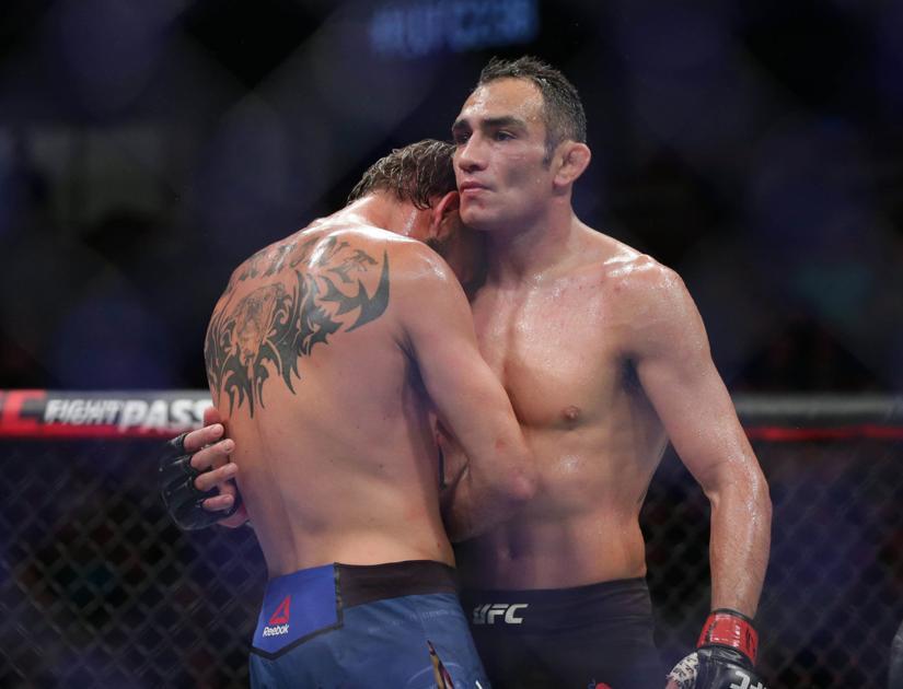 L'UFC cherche le prochain adversaire de Ferguson