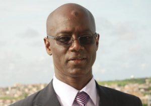 Thierno Alassane Sall, ministre de l'énergie et du développement des énergies renouvelables