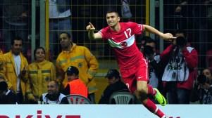 Burak Yilmaz (Galatasaray)- Meilleur buteur de la phase de groupe
