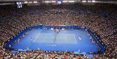 AUSTRALIEN, GRAND SLAM, MELBOURNE, TENNISTURNIER, TENNIS, TURNIER, GRAND SLAM TOURNIER, HARTPLATZ,