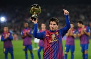 22 passes décisives pour Messi