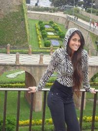 Antonella Roccuzzo jeans sexy