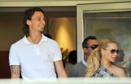 Helena Seger, la compagne de Zlatan Ibrahimovic