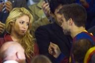 7 - Shakira (Gerard Pique)
