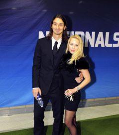 Zlatan Ibrahimovic & Helena Seger saint valentin