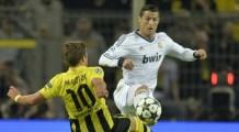 Real Madrid-Borussia Dortmund streaming avril