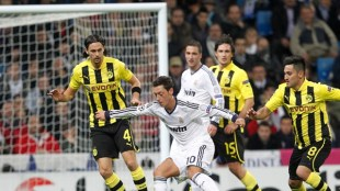 Real Madrid-Borussia Dortmund streaming direct