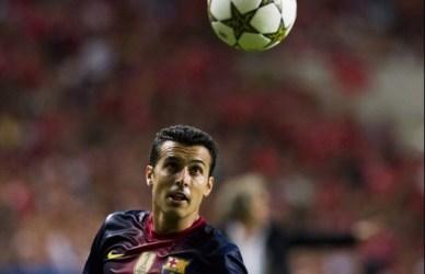 Vidéo but Pedro Barcelone-PSG 1-1