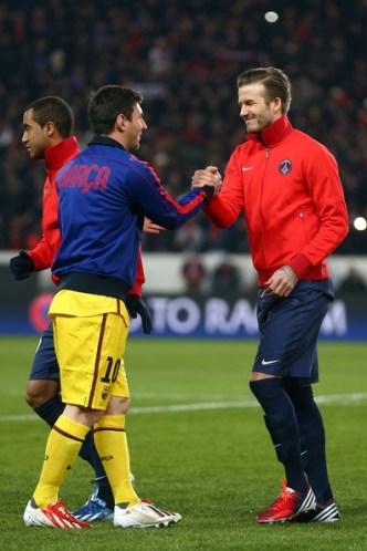 PSG 2-2 FC Barcelone
