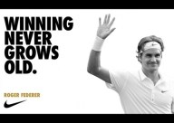 RF nike winning never grows old