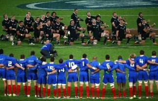 France-Nouvelle Zélande