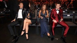 Fake Messi Cristiano Ronaldo femmes