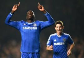 PSG-Chelsea Demba ba