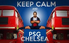 PSG Chelsea Twitter