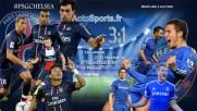 Victoire du PSG contre Chelsea - grande satisfaction