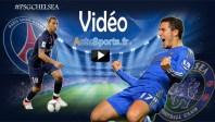 Vidéo du match PSG Chelsea