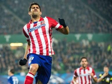 Atletico Madrid joueur