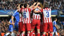 Atletico Madrid victoire Chelsea