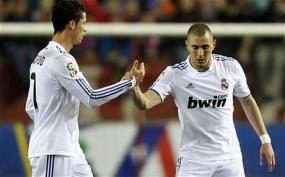Cristiano Ronaldo Benzema