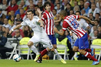 Real vs atletico Madrid