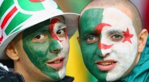 supporter-algérie-Allemagne Algérie