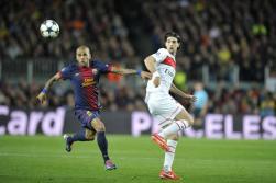 chaine TV Barcelone PSG